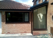 Garage Conversion in Bramcote Nottingham
