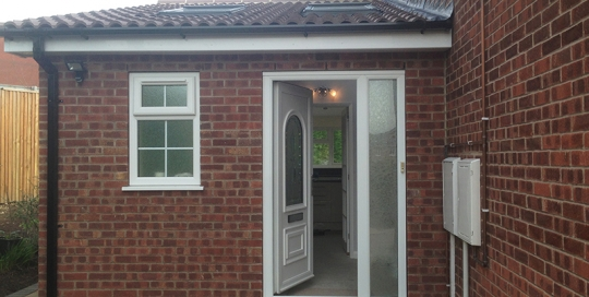 home extension arnold nottingham